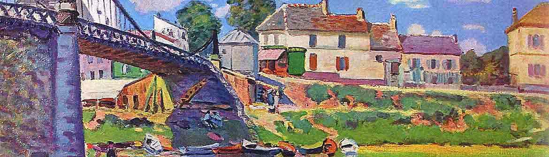 Artyści - Alfred Sisley