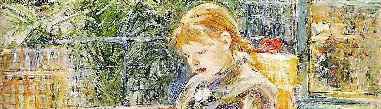 Artyści - Berthe Morisot