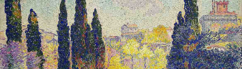 Artyści - Henri Edmond Cross