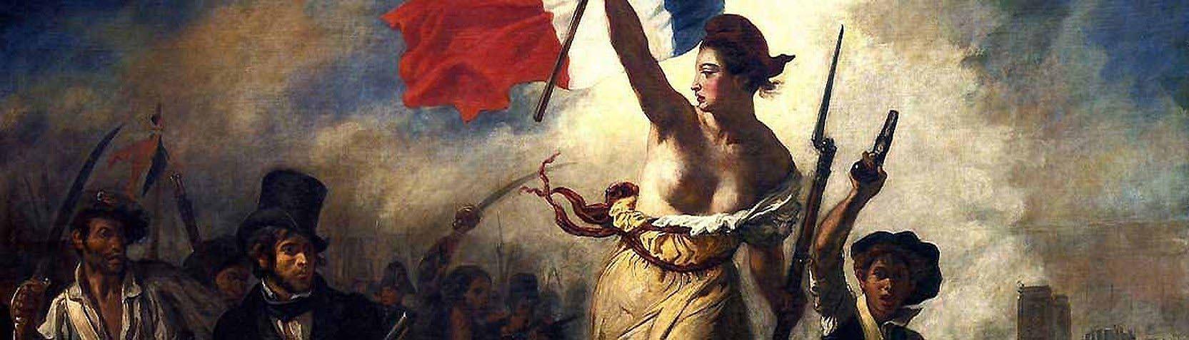 Artyści - Eugène Delacroix