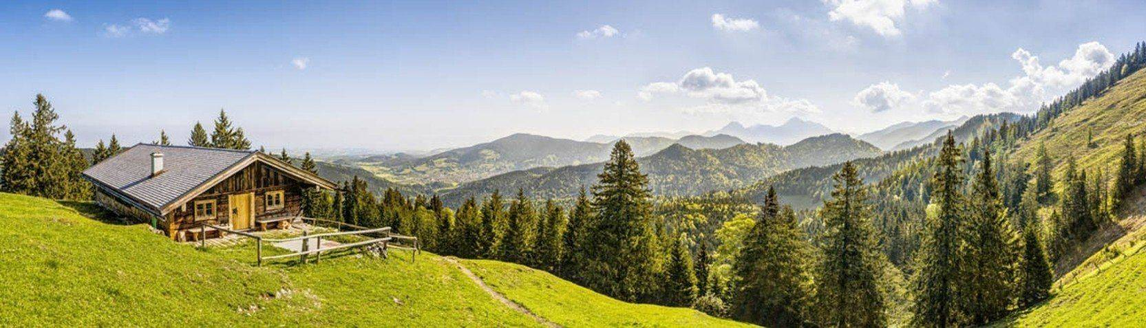 Fotografia - Góry i doliny