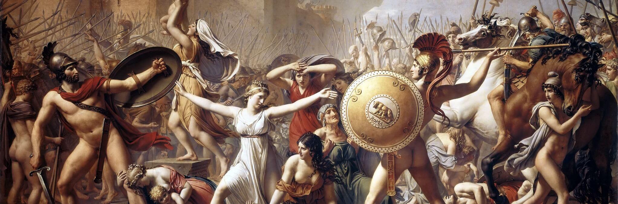 Artyści - Jacques-Louis David