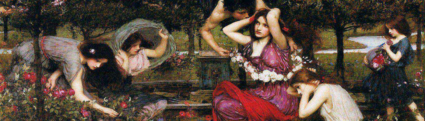 Artyści - John William Waterhouse