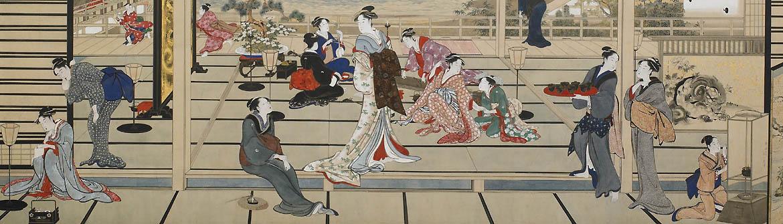 Artyści - Kitagawa Utamaro