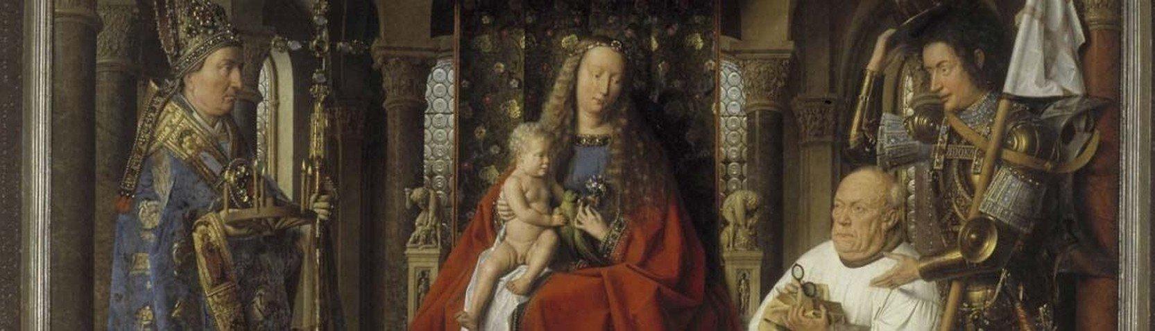 Artyści - Jan van Eyck