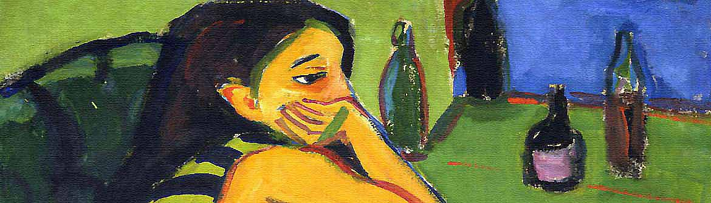 Artyści - Ernst Ludwig Kirchner