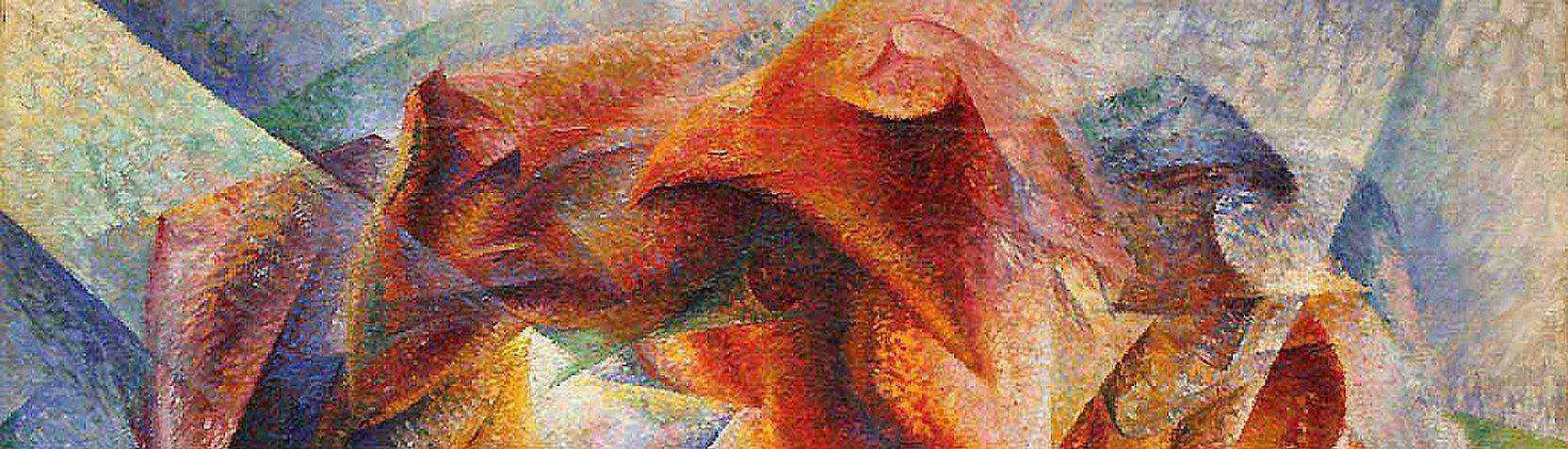 Artyści - Umberto Boccioni