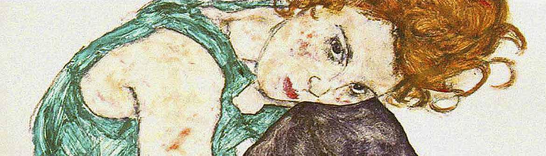 Artyści - Egon Schiele