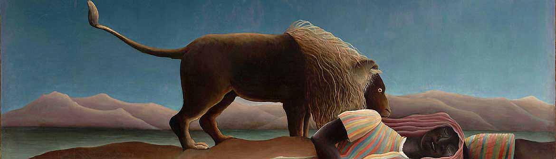 Artyści - Henri Rousseau