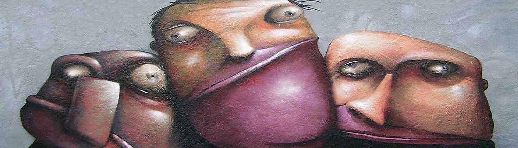 Kierunki w sztuce - Graffiti & streetart