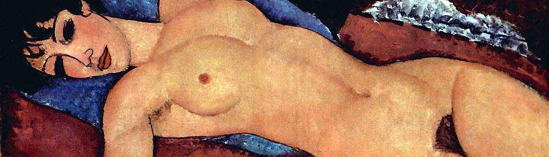 Artyści - Amadeo Modigliani