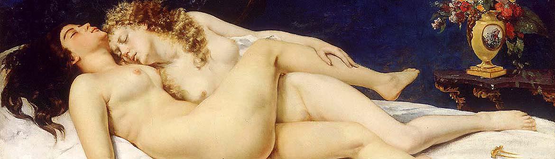 Kolekcje - Akt malarstwo