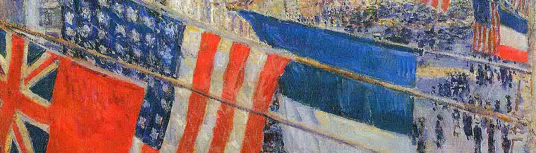 Kolekcje - Malarstwo amerykanskie