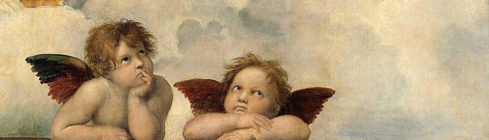 Kolekcje - Anioły
