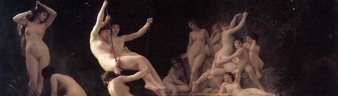 Artyści - A-Z - William Adolphe Bouguereau