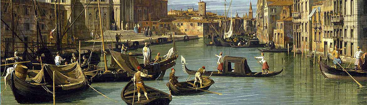 Artyści - A-Z - Canaletto (Giovanni Antonio Canal)
