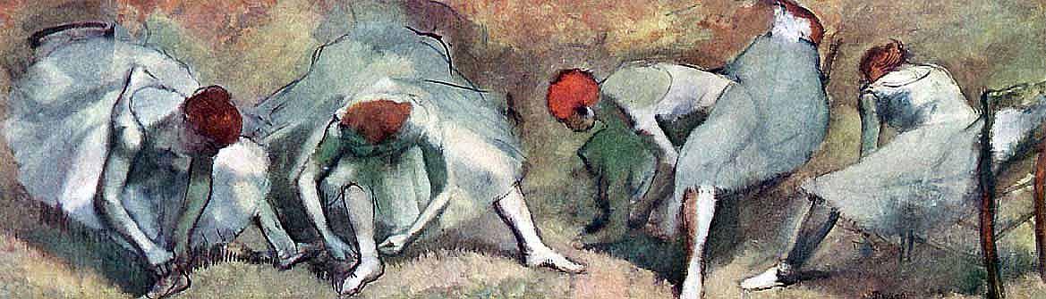 Artyści - Edgar Degas