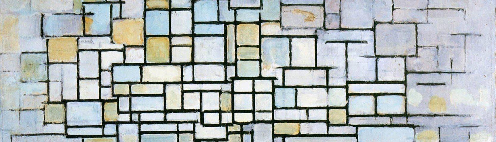 Artyści - Piet Mondrian