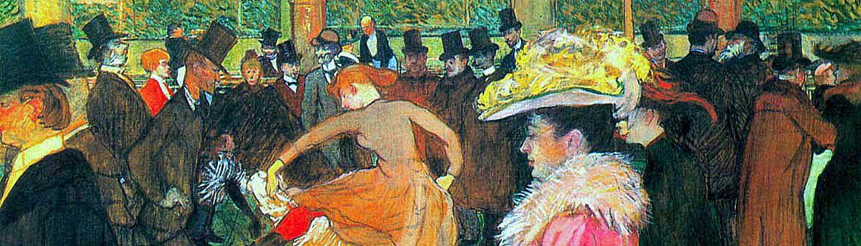 Artyści - Henri de Toulouse-Lautrec