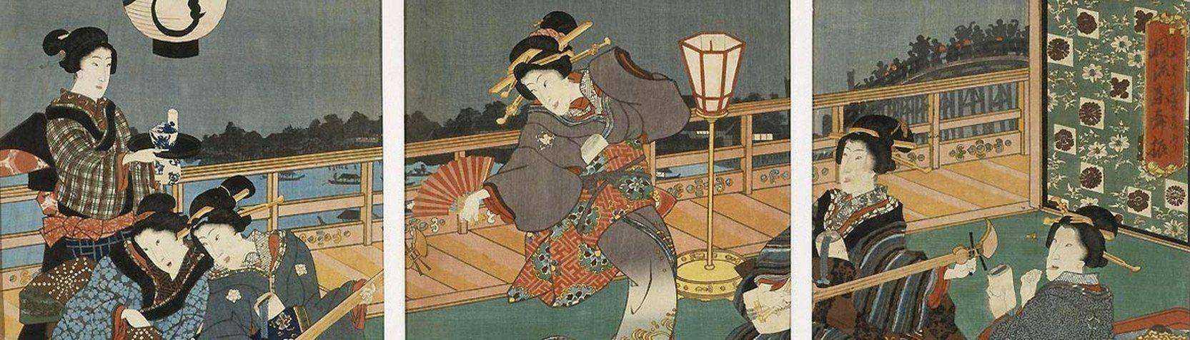 Artyści - Utagawa Kunisada
