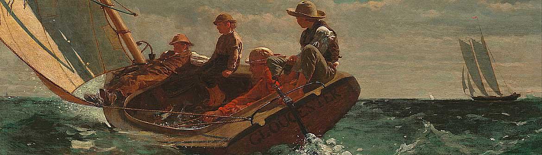 Artyści - Winslow Homer