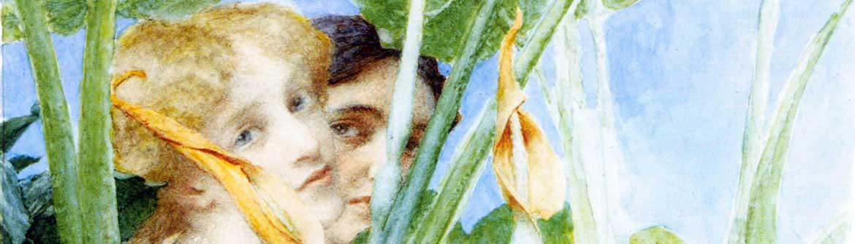 Kolekcje - Victorian malarstwo